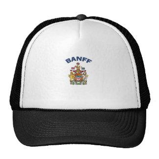 Banff Coat of Arms Mesh Hats