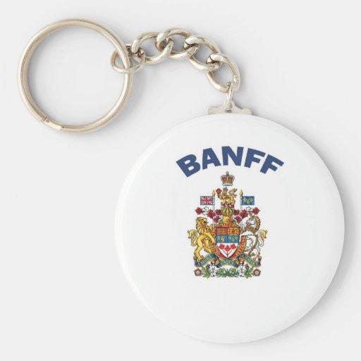 Banff Coat of Arms Key Chain