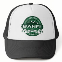 Banff Forest Trucker Hat