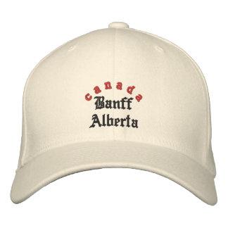 Banff gorra de Alberta, Canadá Gorra De Beisbol