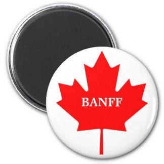 Banff Imán De Frigorífico