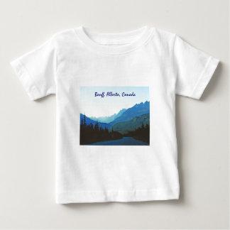 Banff Jasper Blue T-shirt