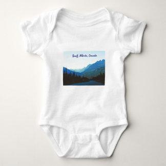 Banff Jasper Blue Tee Shirt