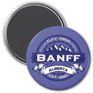 Banff Logo Midnight Magnet