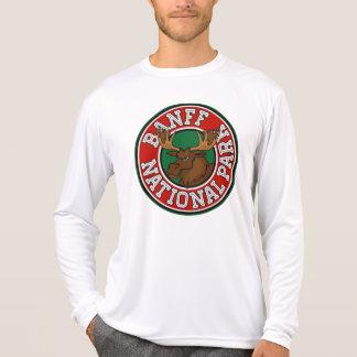 Banff Moose Circle T-Shirt