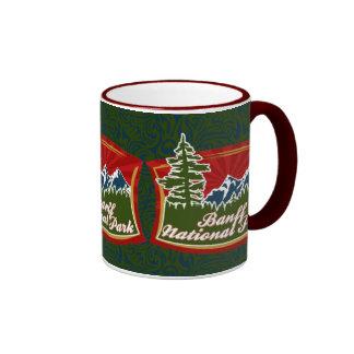Banff Mountain Mug