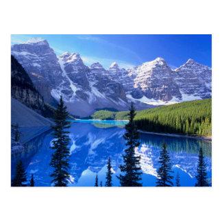 Banff National Park - Alberta Canada Postcard