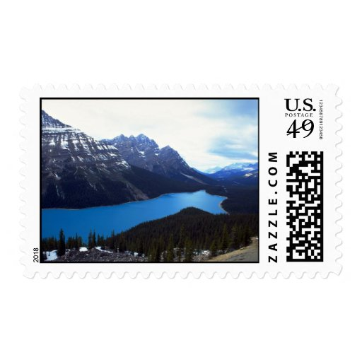 Banff National Park, Alberta, Canada Stamps