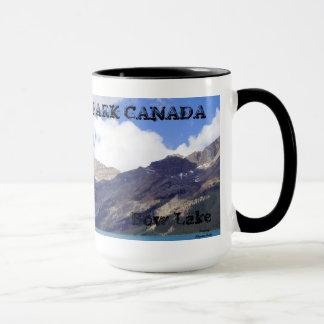 Banff National Park - Bow Lake Ringer Mug