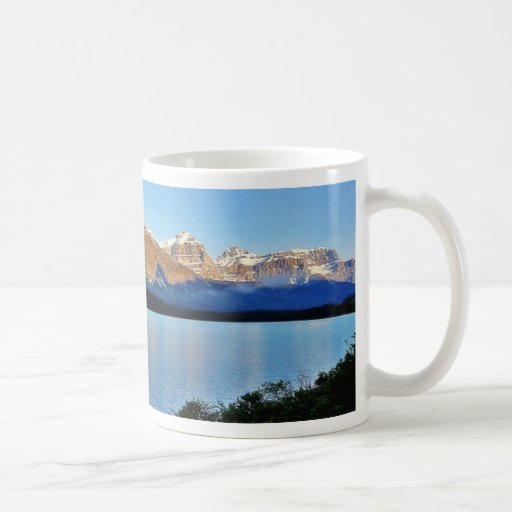 Banff National Park Lake Mug