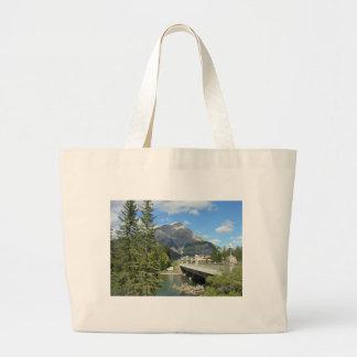 Banff National Park Large Tote Bag