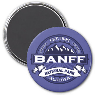 Banff Natl Park Midnight Magnet