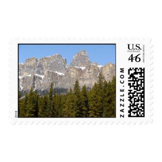 Banff Postage Stamps