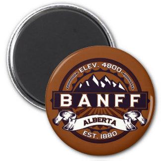 Banff Tile Vibrant Magnet
