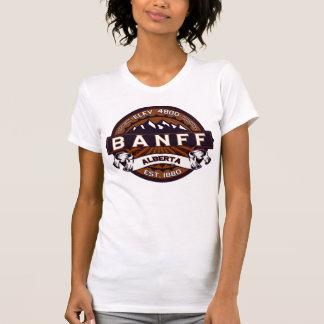 Banff Vibrant Logo T-shirt