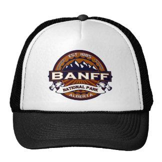 Banff vibrante gorras de camionero