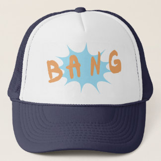 Bang 613 trucker hat
