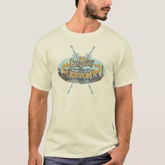 Bang a Uey in Bawston Boston Gear T-Shirt