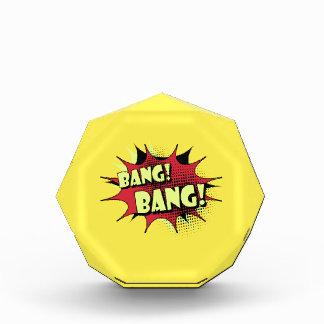 Bang bang comic book effect sound award