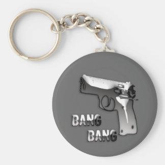 Bang Bang Keychain