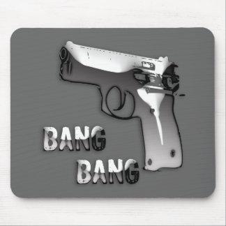 Bang Bang Mouse Pad