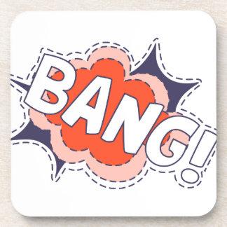 Bang Bright Coaster
