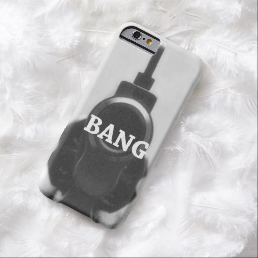 bang Case Barely There iPhone 6 Case
