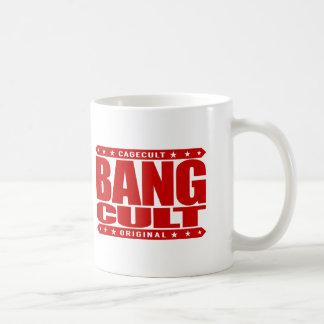 BANG CULT - Kickboxing, Boxing and  Muay Thai Meme Coffee Mug
