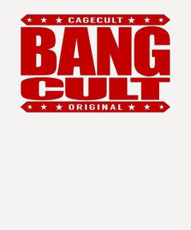 BANG CULT - Kickboxing, Boxing and  Muay Thai Meme T Shirt