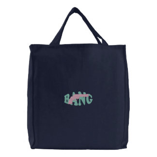Bang Embroidered Bag