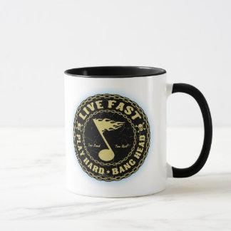 Bang Head Mug