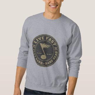Bang Head Pullover Sweatshirt