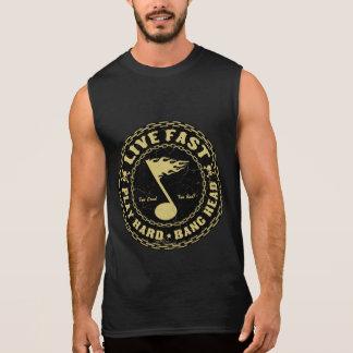 Bang Head Sleeveless Shirt