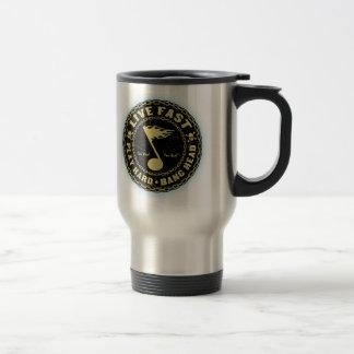Bang Head Travel Mug