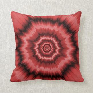 Bang! in Red Pillows