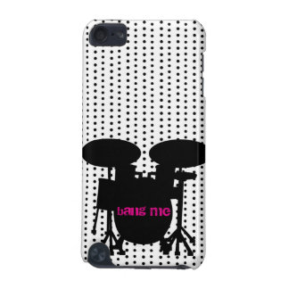 Bang Me Drum Set Polka Dot iTouch Case iPod Touch (5th Generation) Cover