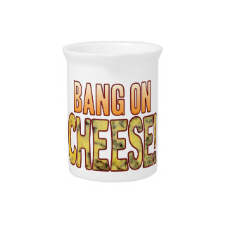 Bang On Blue Cheese Pitchers