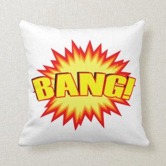 Bang! Pillow