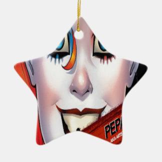Bang Project - 112315 501 PM Ceramic Ornament