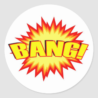 Bang Stickers