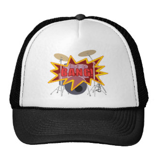 Bang Your Drums! Trucker Hat