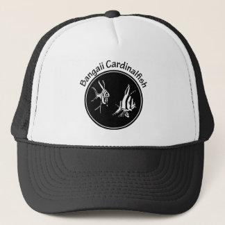 Bangaii Cardinalfish White Graphic T-Shirt Trucker Hat