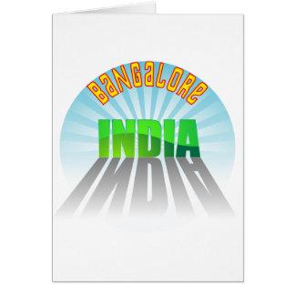 Bangalore Felicitacion