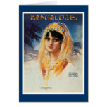Bangalore Vintage Song Sheet Cover