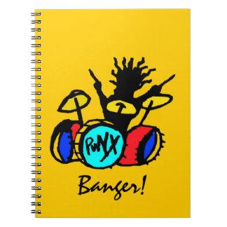 BANGER! NOTEBOOK