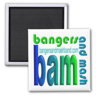 Bangers y imán 2 del puré