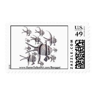 Banggai Cardinalfish Stamps