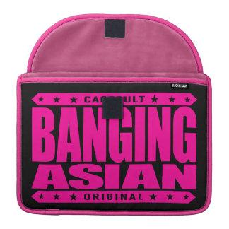 BANGING ASIAN - Multiple Genetic Lottery Winner Sleeve For MacBook Pro