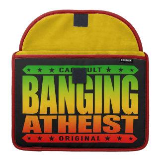 BANGING ATHEIST - I Am Big Bang Powered Kickboxer MacBook Pro Sleeve