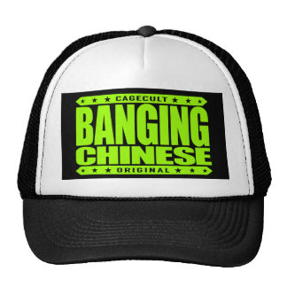 BANGING CHINESE - I'm Savage Cub of a Tiger Mother Trucker Hat